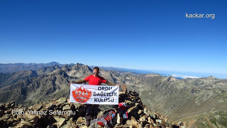Marsis Dağı 3334 mt.