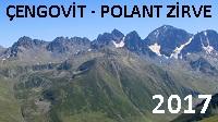 Çengovit 3458 mt. Polant Zirve 3494 mt.