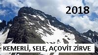 Kemerli Kaçkar, Sele Tepesi, Açovit