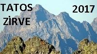 Kaçkar Dağları Tatos Zirve 3645 mt.